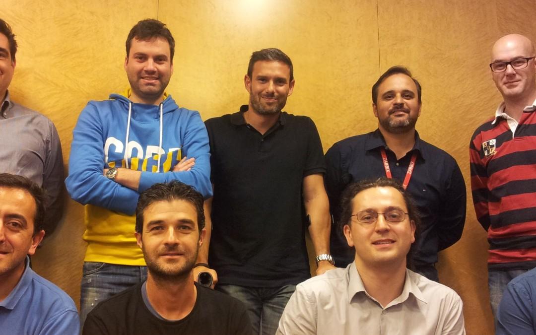 Finaliza la primera parte de la formación Zabbix en Pontevedra