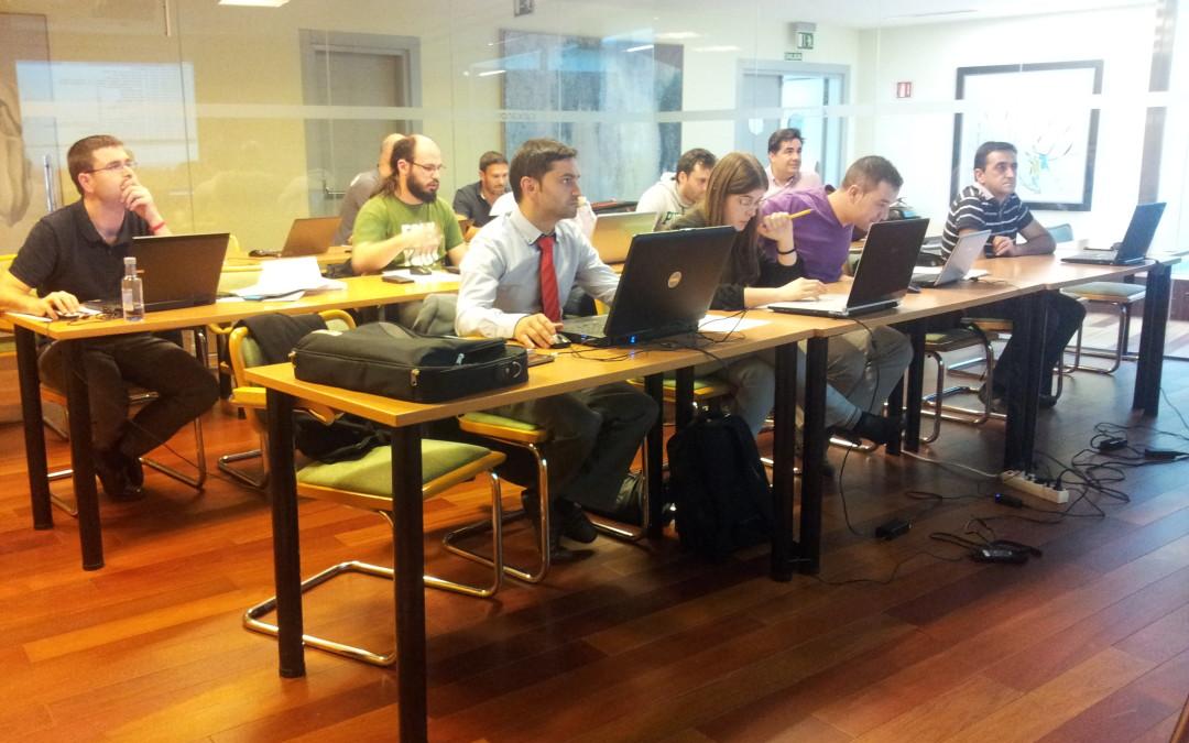 El primer curso Zabbix de España se despide de la ciudad de Pontevedra