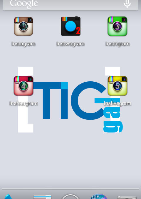 Publica en Instagram a múltiples cuentas desde un dispositivo móvil