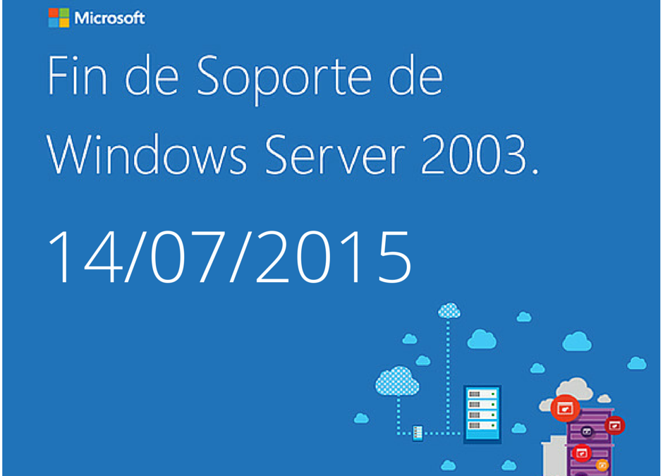 Aínda non cambiaches o teu vello servidor? Hoxe remata o soporte a Windows Server 2003