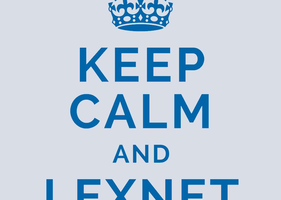 Keep Calm And Lexnet