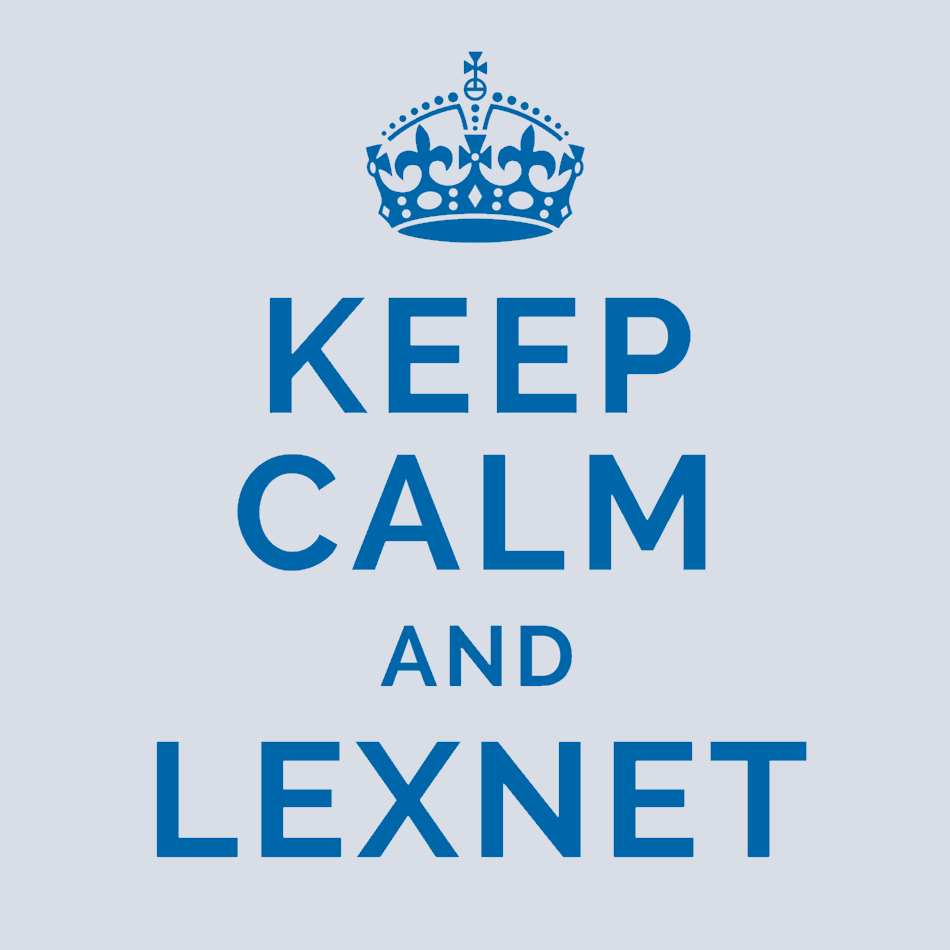 Keep calm and lexnet