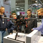 TVN MULTICOPTER Cebit
