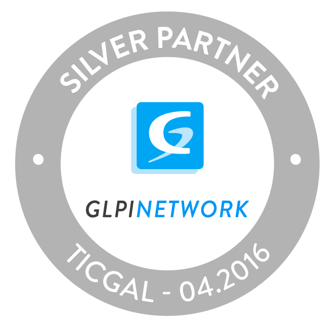 TICgal GLPI Silver Partner