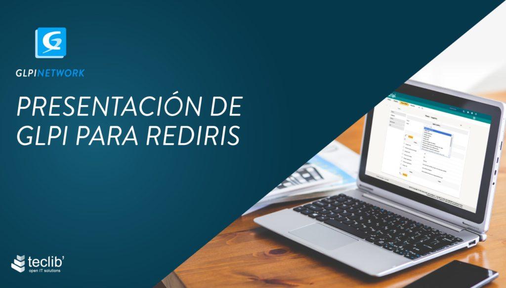 Herramientas para gestión de inventario informático - Presentacion GLPi Inventario Servicedesk Rediris