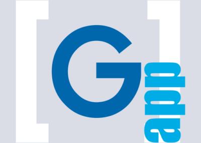 Gapp.  Una aplicación móvil para GLPI