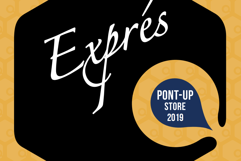 Puntazo exprés do Pont-up Store 2019