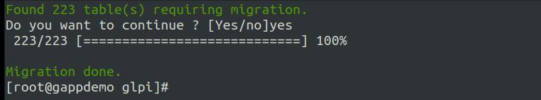 timezone migration