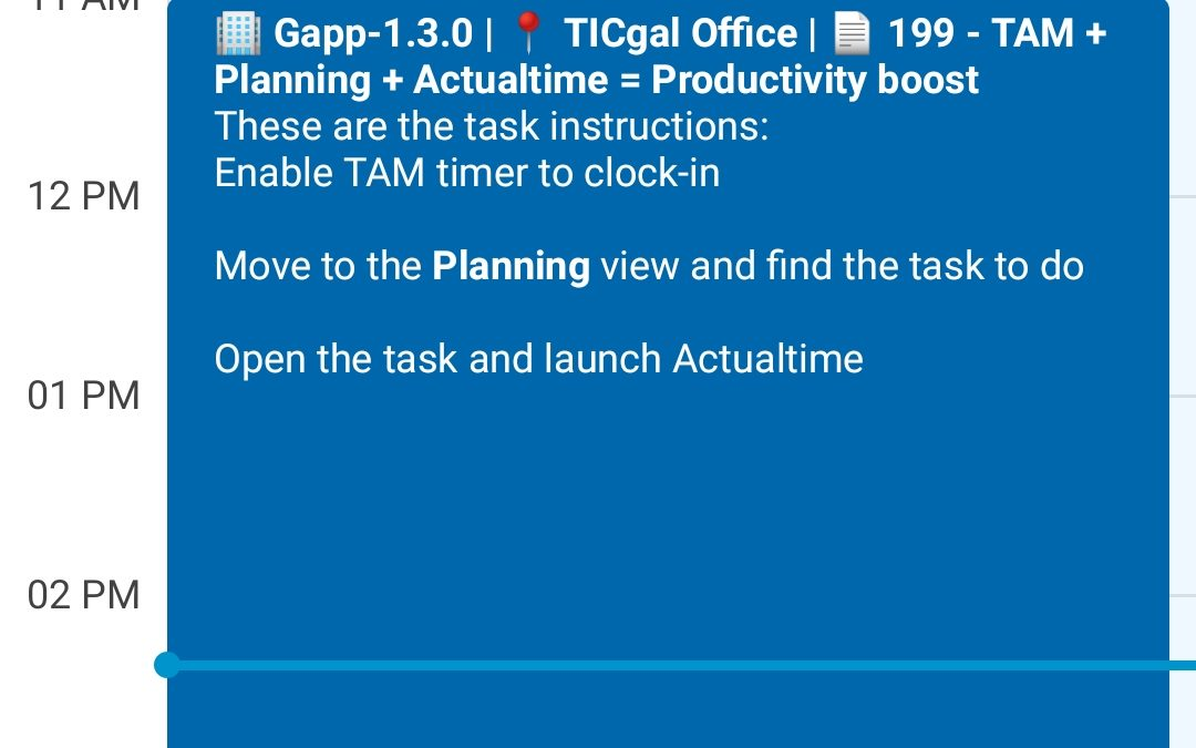 Gapp White Label 1.3 - New Planning