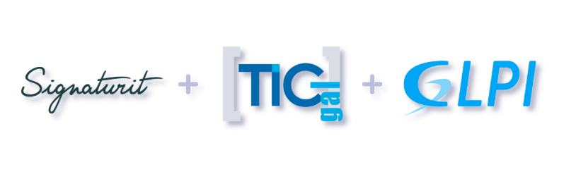 TICgal leva a sinatura electrónica ao GLPI da man de Signaturit
